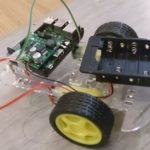 Styra elmotorer med Raspberry Pi och RaspiRobotBoard V2