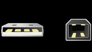 USB-kontakt