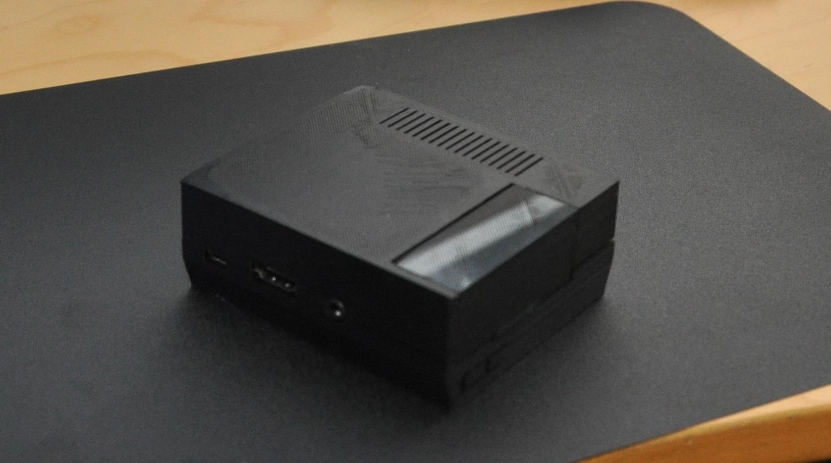 NES-låda för... ja vadå? :)