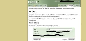 Prowlapp