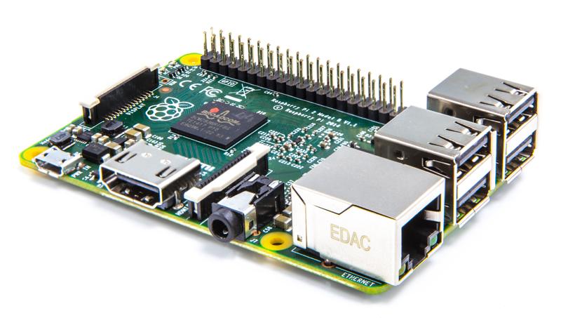 [VINNARE] Bloggtävling: Vinn en Raspberry Pi 2!