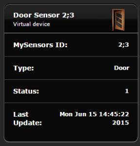 DoorSensor