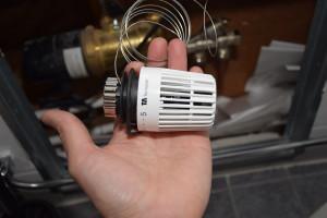Den gamla termostaten