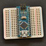 Att styra ett 230V-relä med Arduino, version 2