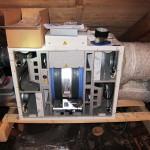 1Wire för övervakning (och viss styrning) av FTX-ventilation med kylbatteri