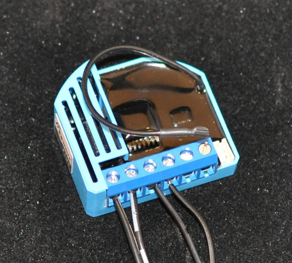 Konfigurering av ändlägen tubmotor som styrs via Z-Wave