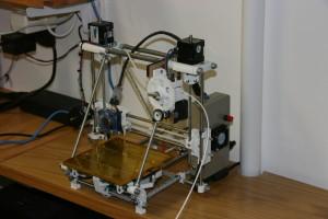 "Min 3D-skrivare, av typen ""Huxley"""