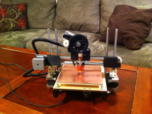Printrbot (tidig version)