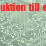 Introduktion till elektronik, del 3