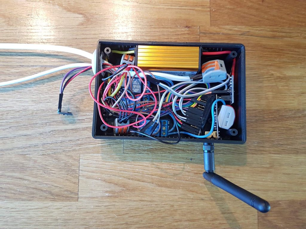 Koppla till Arduino