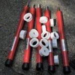 Konfigurering av ändlägen på tubmotor med inbyggd 433MHz-mottagare