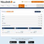 Skapa en enkel scen på Telldus Tellstick Znet Lite v2