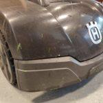 Skarva avgränsningskabel till robotgräsklippare